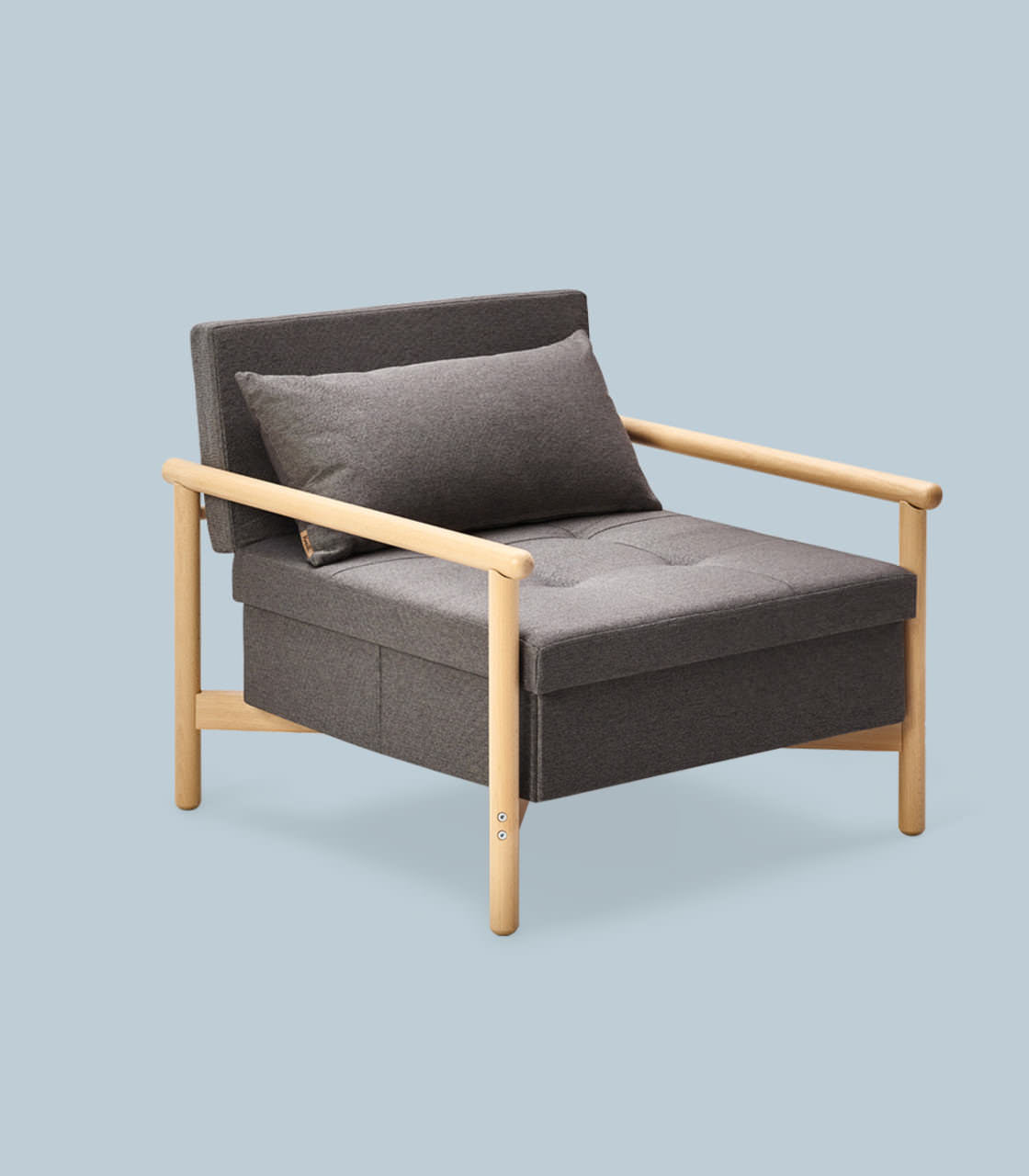 Nordik — Storage Lounge Chair